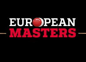 European Masters 2020 snooker