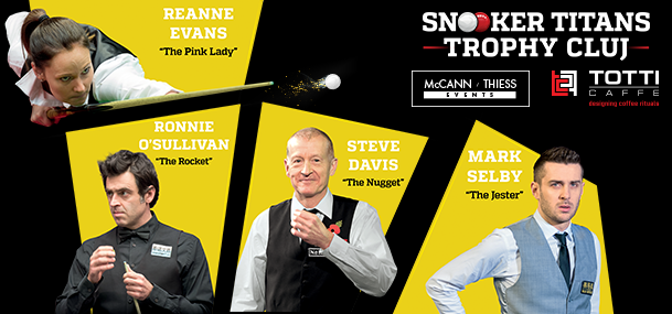 Snooker Titans Trophy 2016
