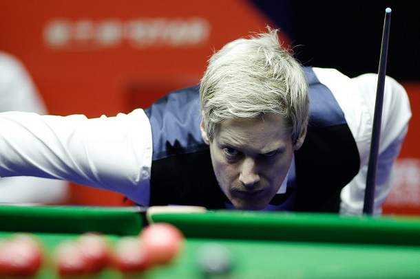 Нил Робертсон (фото: World Snooker)