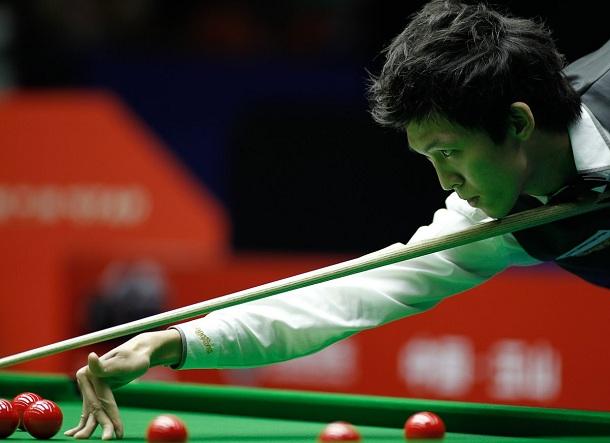 Тепчайа Ун-Ну, 1/4 финала (фото: World Snooker)