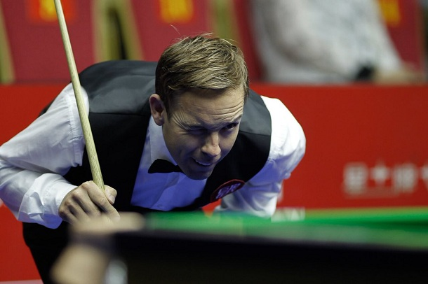 Аллистер Картер, 1/2 финала (фото: World Snooker)