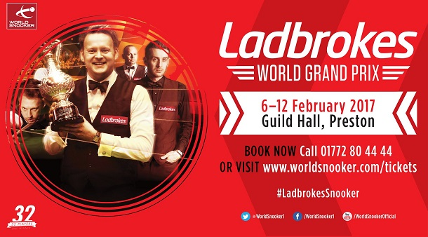 Ladbrokes World Grand Prix 2017