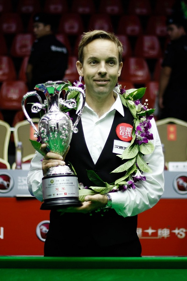 Аллистер Картер  (фото: World Snooker)