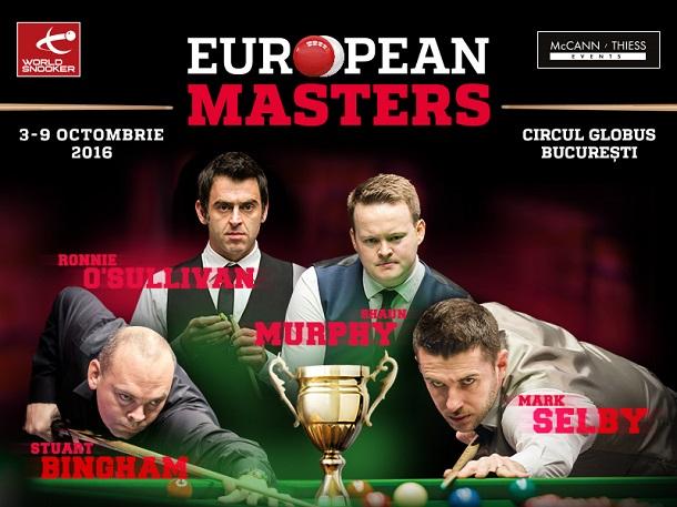 European Masters 2016