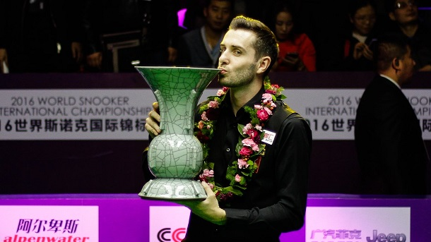 Марк Селби - победитель International Championship 2016