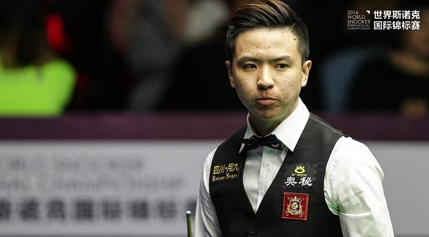 Сяо Годун (фото: World Snooker)