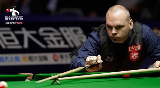 Стюарт Бинэм (фото: World Snooker)