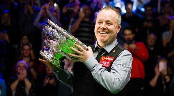 Джон Хиггинс - победитель Champion of Champions