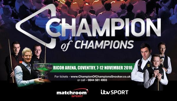 Champion of Champions 2016