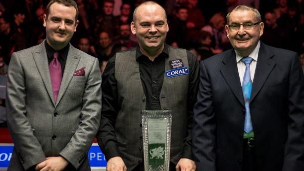 Стюарт Бинхэм победитель Welsh Open 2017