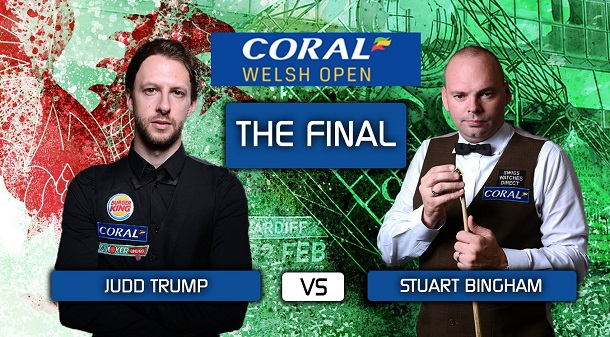Welsh Open 2017. Финал