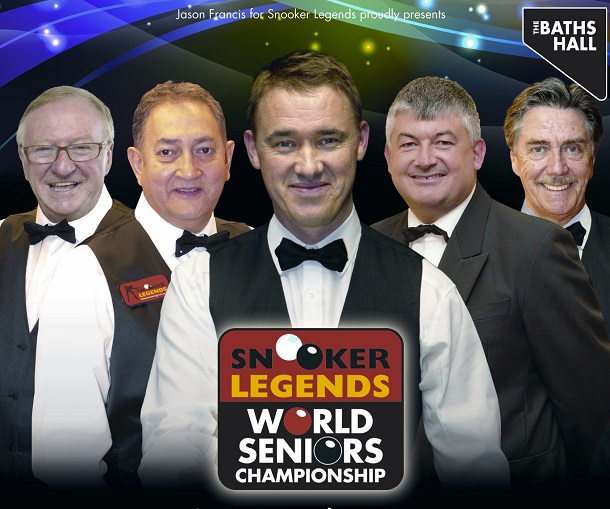 World Seniors Snooker Championship 2017