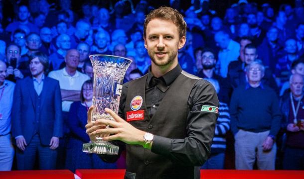 Джадд Трамп - победитель Players Championship 2017