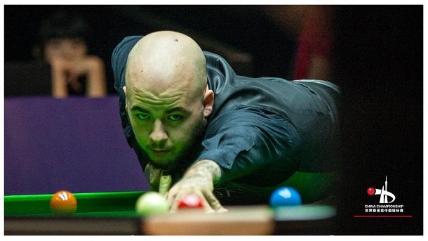 Лука Бресель (фото: World Snooker)