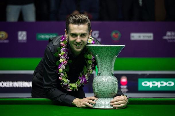 Марк Селби - победитель International Championship 2017