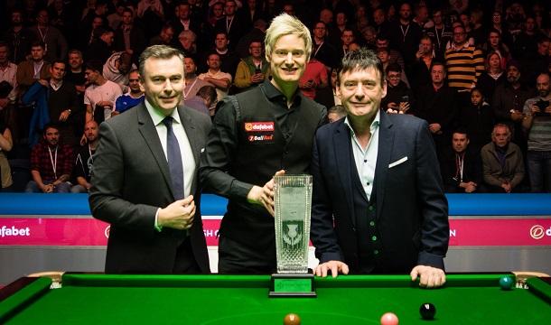 фото: World Snooker