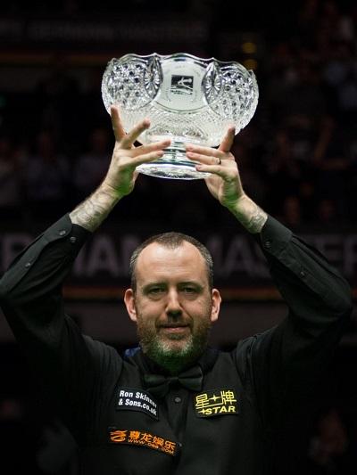 Марк Уилямс - победитель German Masters 2018