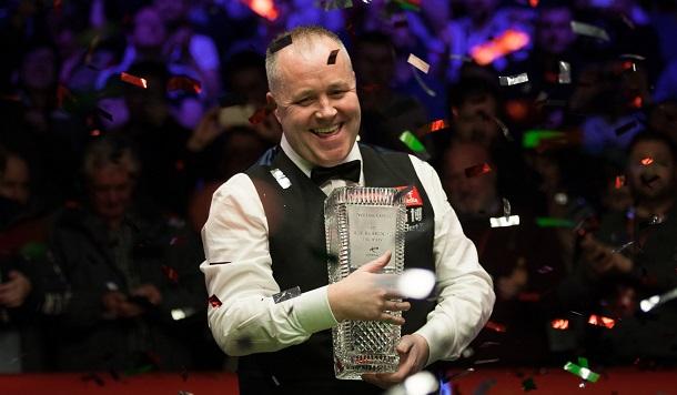 Джон Хиггинс - победитель Welsh Open 2018