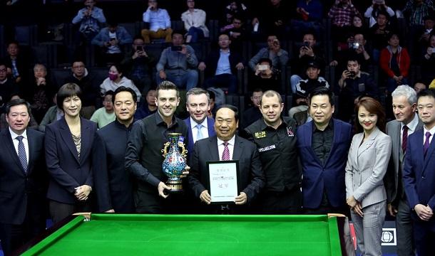 Марк Селби - победитель China Open 2018!