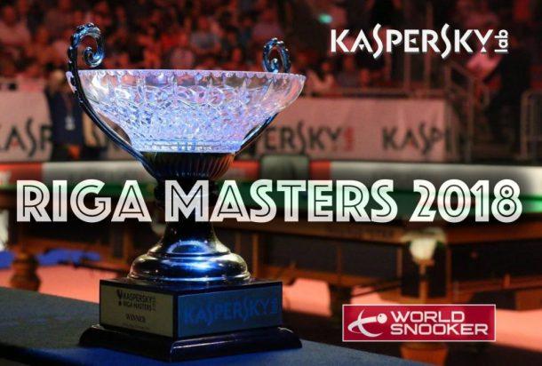 Riga Masters 2018