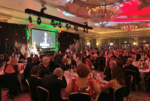 Церемония World Snooker Awards 2018