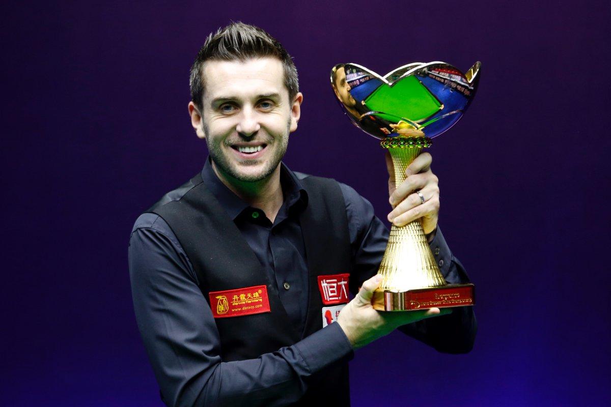 Марк Селби - победитель China Championship 2018!