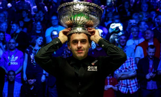 Ронни О'Салливан - победитель турнира Champion of Champions 2018