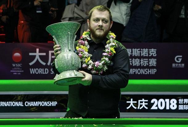 Марк Аллен - победитель Championship 2018