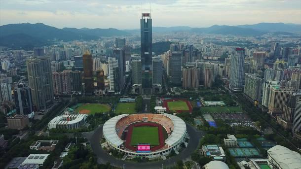 Guangzhou Tianhe Sports Centre