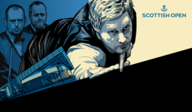 Scottish Open 2019 snooker