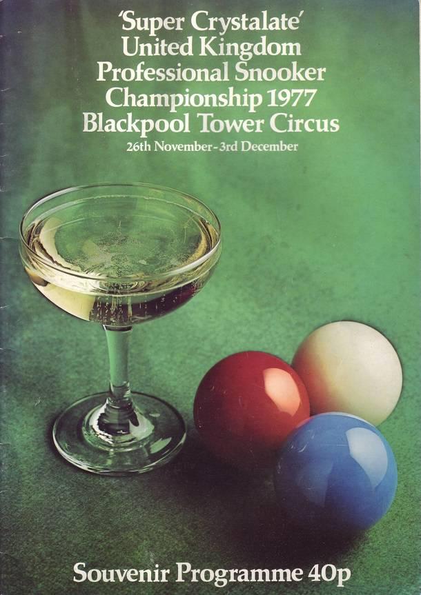 Чемпионат Великобритании (UK Championship) 1977