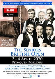 British Seniors Open 2020