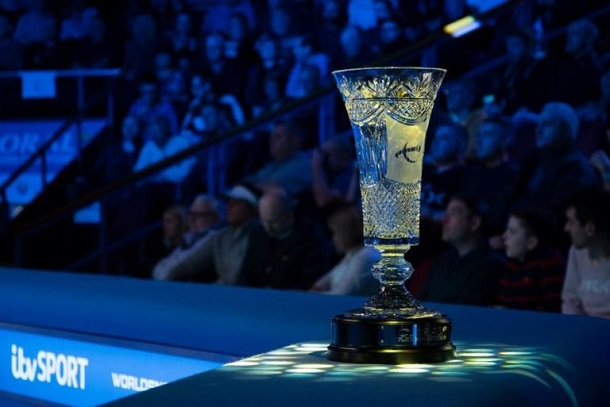 Трофей турнира Players Championship 2020