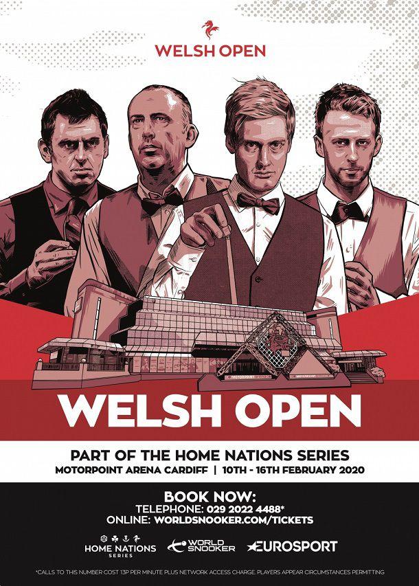 Welsh Open 2020