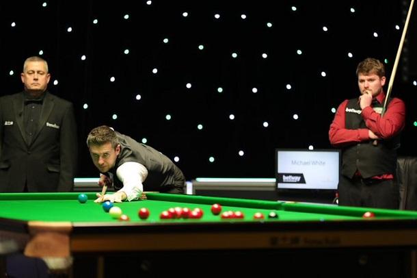 Марк Селби (фото: World Snooker)