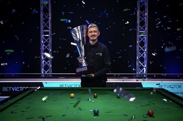Кайрен Уилсон (фото: World Snooker)