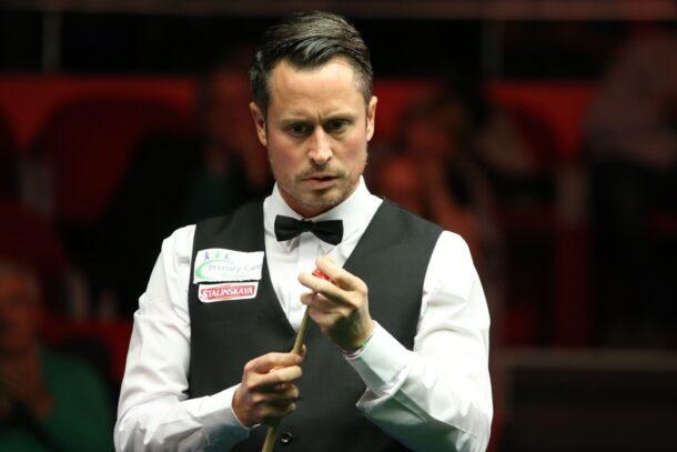 Алфи Бёрден (фото: World Snooker)